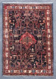 oriental, persian, bidjar, rug