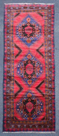 oriental, rug, persian, meshkin, runner
