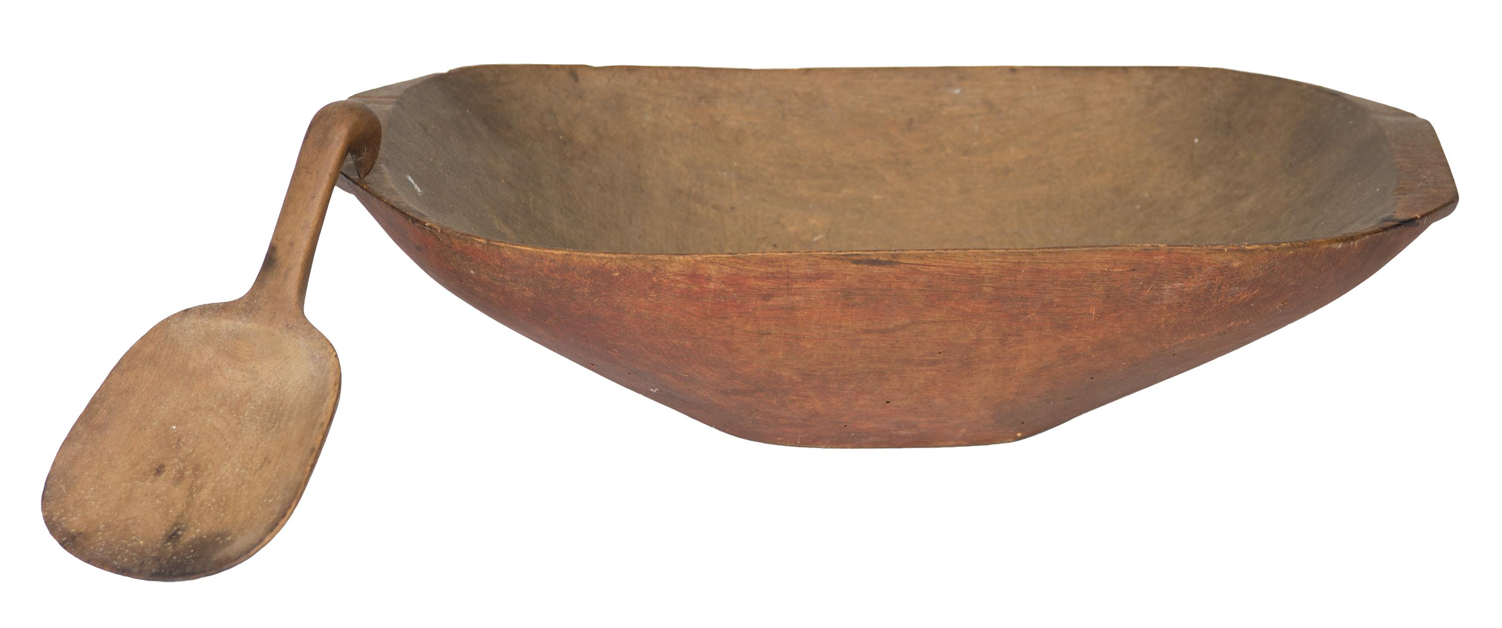 chopping bowl, paddle, maple