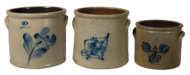 stoneware, crocks