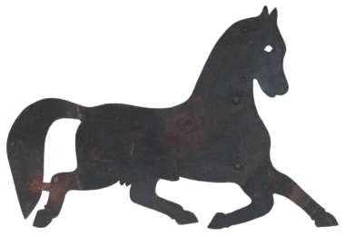 weathervane, horse