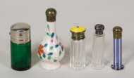 perfume, bottles, glass