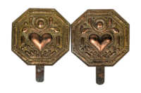 Early 19th C. Copper Reflectors