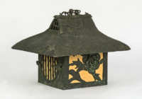 Early 20th C. Japanese Hanging Light