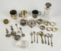 Mixed Lot Of Silver