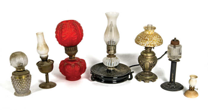 Small Lamp Collection