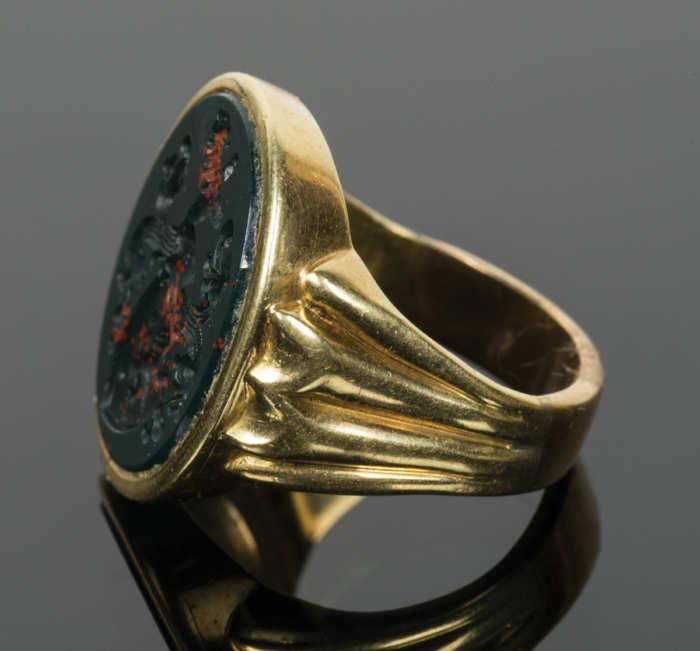 Two Men's Rings
