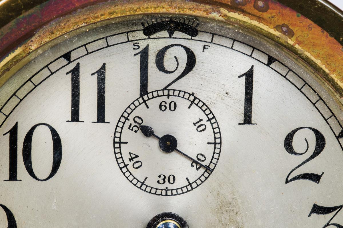 Ship's Clock