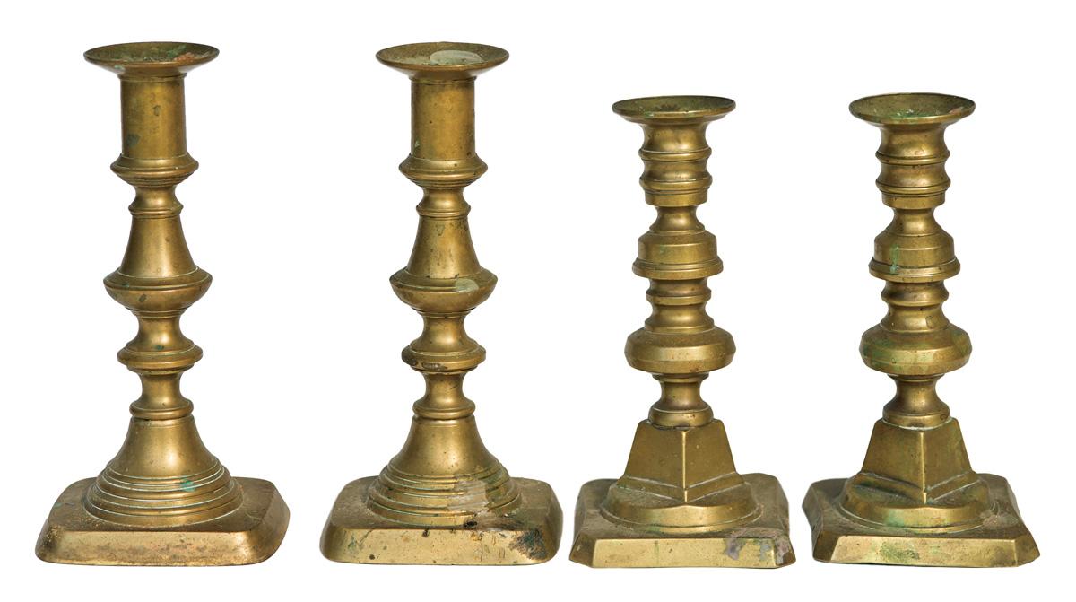 Brass Candlesticks