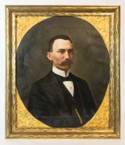 Victorian Portrait of Gentleman