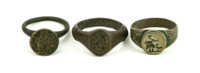 Ancient Finger Rings