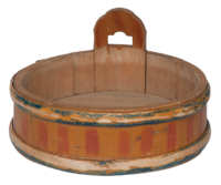 19th C. European Wash Tub