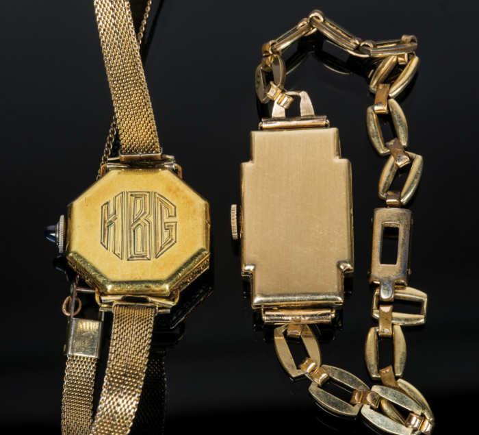 Two Ladies Wristwatches