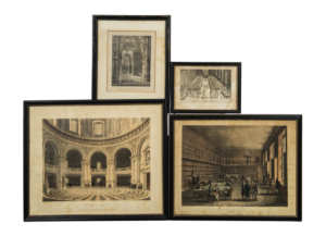Prints of Libraries