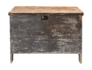 18th C. Oversized Blanket Chest