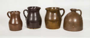 Stoneware Pitchers and Jug
