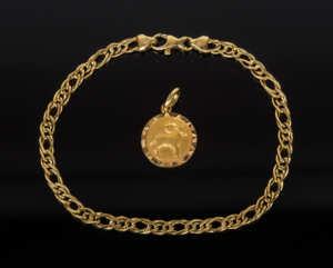 Bracelet and Pendant